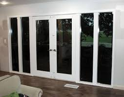 12 ft series 9900 sliding glass door enhances golf course view