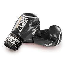<b>Перчатки боксёрские Green</b> Hill PANTHER BGP-2098 Черный 10 ...
