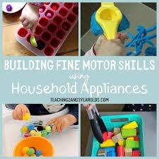 build fine motor skills development