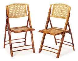 image result for rattan folding chairs