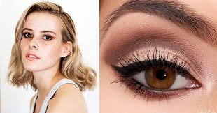 31 awesome makeup tutorials for brown eyes