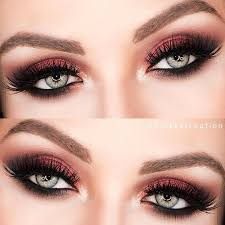 eye makeup at home you 21 easy ways how to do a smokey eyes look