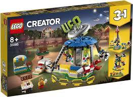 <b>LEGO Creator 31095</b> Ярмарочная карусель <b>Конструктор</b> — купить ...