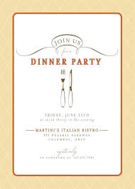 dinner party invites templates dinner party in nice free invitation templates invite template