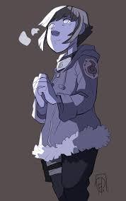 Swingy Asylum — Hinata from Naruto. Cuz she's the cutest, and cuz...