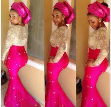 Beautiful Asoebi Styles For Wedding Guests