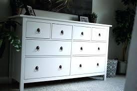 hemnes dresser easy dresser update hemnes 8 drawer dresser glass top