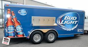 Bud Light Car Decal Gotshadeonline Custom Vehicle Wraps Window Tinting Racing