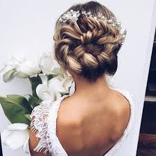 Hairstyles For Bridesmaids 25 Wonderful 24 Braided Wedding Hairstyles Brides
