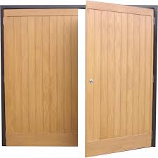 side hinged garage doorsRibchester GRP Garage Door  Side Hinged Centre Split  Select