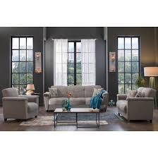 aspen storage sleeper living room set