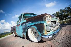 1958 Chevy Apache Fleetside Pickup – Wheels Boutique