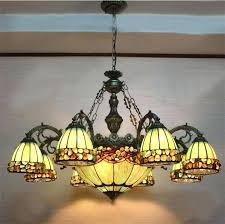 stained glass chandelier stained stained glass chandelier stained glass kitchen chandelier