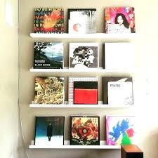vinyl record wall shelf vinyl record wall display fun and useful vinyl storage ideas vinyl vinyl record wall display fun and useful vinyl storage ideas