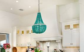 full size of lighting stunning turquoise beaded chandelier 23 turquoise wood beaded chandelier