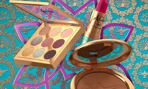 the disney aladdin x mac cosmetics beauty range has been unveiled and wow o