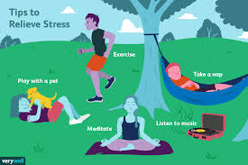 17 Highly Effective Stress Relievers