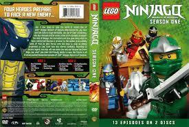 COVERS.BOX.SK ::: lego ninjago - season 1 - high quality DVD / Blueray /  Movie