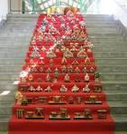 Image result for JR両国駅にもお雛様
