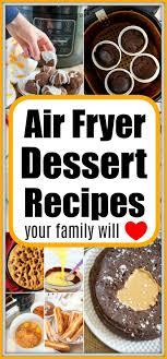 air fryer dessert recipes ninja foodi