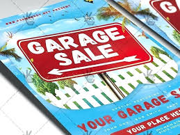 Flyer Examples Garage Sale Flyer Dldaily Co