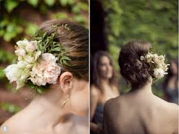 Flower Hair Style 50 romantic wedding hairstyles using flowers 3485 by wearticles.com