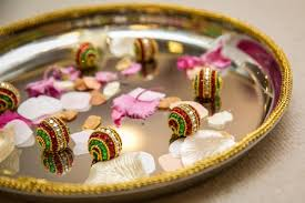How To Decorate Trays For Indian Wedding 60 Ways Indian Wedding Tray Decoration Ideas Webshop Nature 5