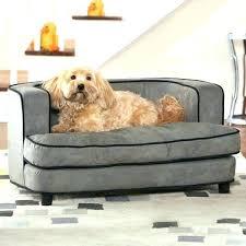 luxury dog bed furniture. Luxury Dog Bed Furniture Beds Enchanted Home Pet  Cliff Grey Ultra Plush . B
