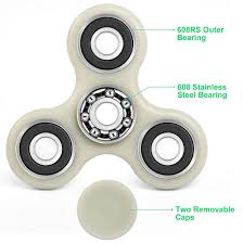 steel bearings fidget spinner. clytius dark in the glow \u2013 fidget spinner toy stainless steel bearing bearings e