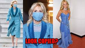 See more of britney spears on facebook. Has Jill Biden Copied Britney Spears 2021 Look For The Inauguration Take A Look Iwmbuzz