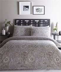 duvet sets ethnic paisley bedding reversible quilt cover