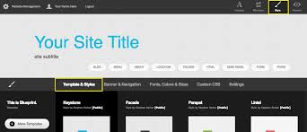 Style Templates Switching Templates Squarespace5
