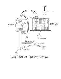 dcc wiring diagram wiring diagram and schematic design model train dcc wiring diagrams rev loop new gif