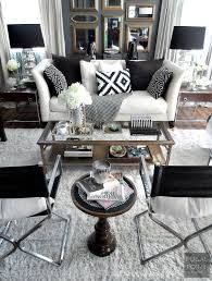 black white style modern bedroom silver. Thank You For The Features And Shares. Here Is Story Behind My Thrifted Chic Black \u0026 White Living Room Style. Style Modern Bedroom Silver D