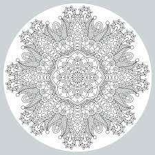mandala coloring pages expert level 2463528