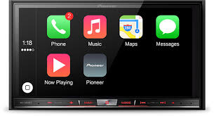 pioneer apple carplay. pioneer\u0027s latest aftermarket in-dash systems with carplay support now available - mac rumors pioneer apple carplay p
