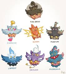 Lampent Evolution Chart 78 Unfolded What Level Does