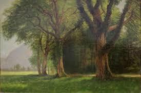albert bierstadt in the valley of the yosemite 1872 honolulu museum of art