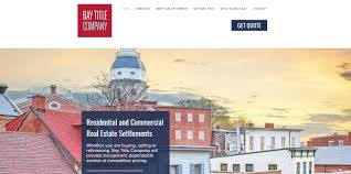 Bay Title Company Launches New Website