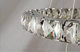 aliexpress modern chrome chandelier crystals diamond pertaining to modern household modern chrome chandelier ideas