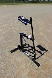 Louisville Slugger Black Flame Pitching Machine