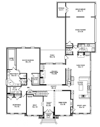 5 bedroom cottage house plans bjhryz com