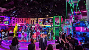 Nintendo is at e3 2019, although it doesn't hold press conferences anymore. E3 2019 In Pictures Dragons Celebs And Tons Of Games Pcmag