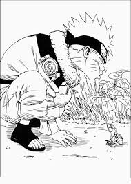 Inspirationa Naruto Coloring Pages Nine Tailed Fox Havells