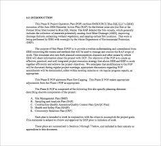 Operation Plan Outline 20 Operational Plan Templates Doc Pdf Free Premium Templates