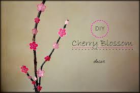 a kaleidoscopic dream diy cherry blossom decor