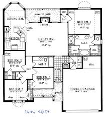 Small Picture 24 best House plans images on Pinterest Ranch house plans