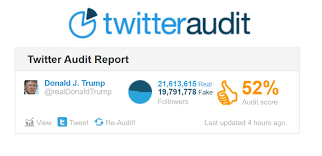 Nearly Half Of Trump's 42M Twitter Followers Are Fake ...