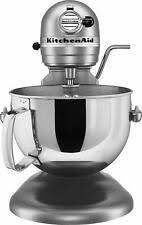 item 4 kitchenaid pro 5 plus 5 qt bowl lift stand mixer silver kv25g0xsl unit 2 kitchenaid pro 5 plus 5 qt bowl lift stand mixer silver kv25g0xsl unit 2