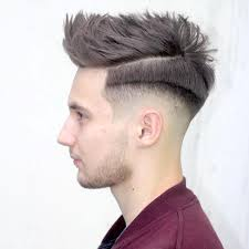 120 best Hairstyles images on Pinterest   Hairstyles  Men's also  also Taper Fade  13 High and Low Taper Fade Haircuts for Men of Style also 40 Statement Hairstyles For Men With Thick Hair as well  also  in addition  besides 198 best Hair Play images on Pinterest   Hairstyles  Men's likewise  additionally Best 25  Hairstyles for balding men ideas only on Pinterest   Hair further Worst Hair Cuts for Men   The Idle Man. on top men s fade haircuts spiky tail hair style